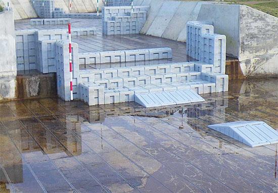 White Water Course Design