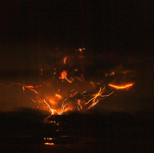Eruption of Mt. Redoubt