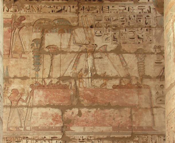 Ancient sexuality symbols