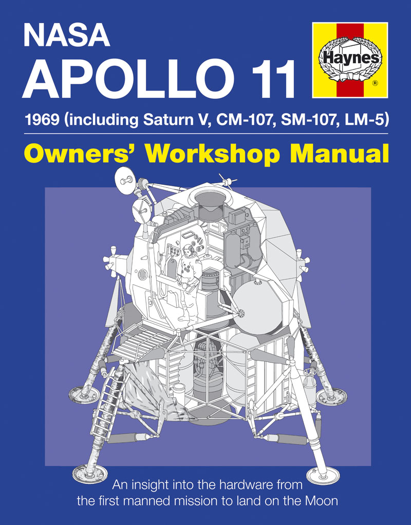 apollo spacecraft manual - photo #2
