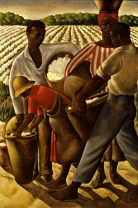 """Employment of Negroes in Agriculture,"" 1934, by Earle Richardson"