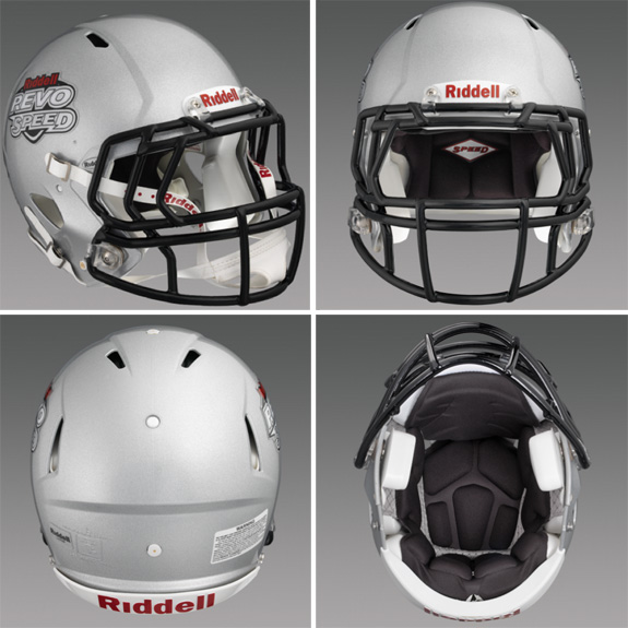 riddel revolution helmet