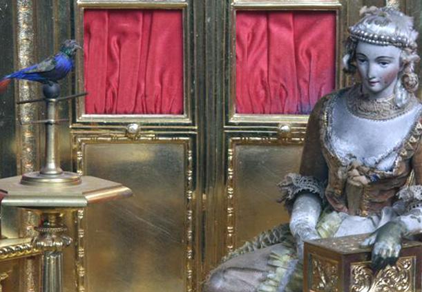 Robert-Houdin's automatons