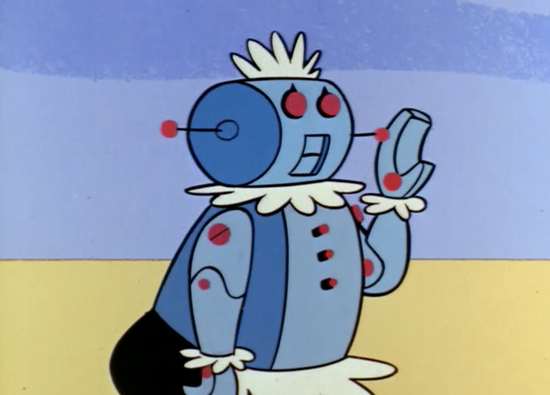 Screenshot from The Jetsons ...
