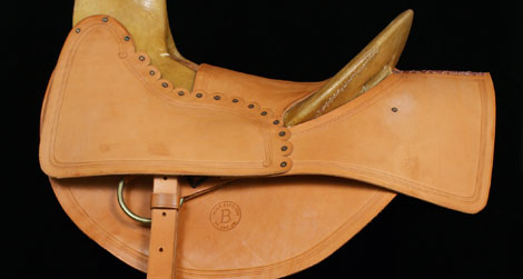 pony express saddle
