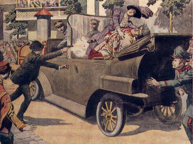 the assassination of franz ferdinand World war i document archive  1914 documents  the assassination of archduke franz ferdinand borijove jevtic, one of the leaders of the narodna odbrana who was arrested with gavrilo princip immediately after the assassination, gave this firsthand account of the killing.