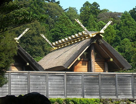 This Japanese Shrine Has Been Torn Down And Rebuilt Every