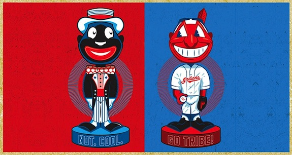 The great failure of the Indians mascot debate? Thinking of it only as racism