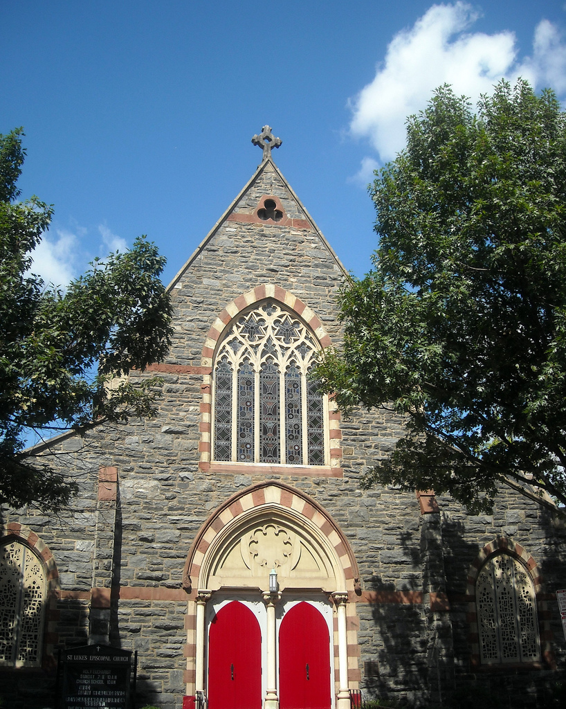 church episcopal washington st luke dc churches japanese american african catholic smithsonian month poetry architects april events ohio history lady