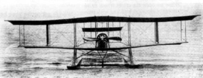 The 1911 Steco Aerohydroplane
