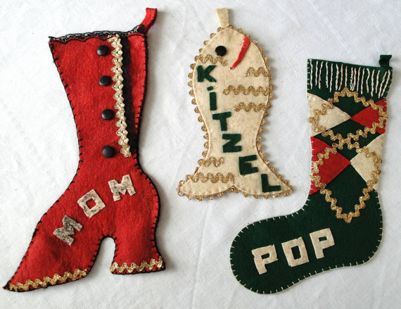 christmas stockings - Decorating Christmas Stockings