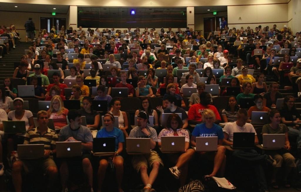 college speech class