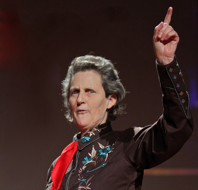 What Makes Temple Grandin's Brain Special? | Smart News ...