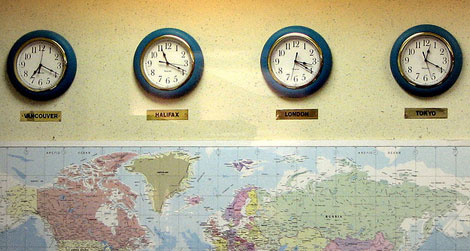 One Time Zone for the World?   Science   Smithsonian