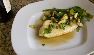 Chilean seabass from Whole Foods, courtesy Flickr user swanksalot