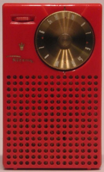 The Transistor Radio Launches The Portable Electronic Age