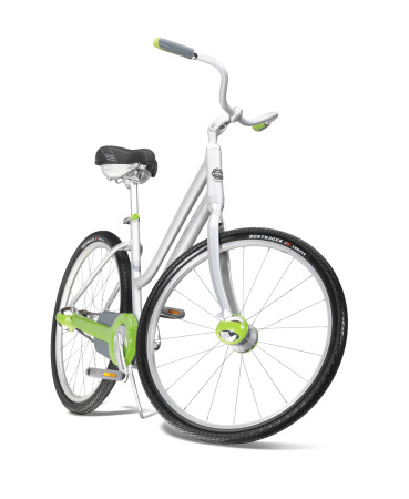 Trek Lime Bike, winner of the People's Design Award. Courtesy of Trek Bicycle Corporation.