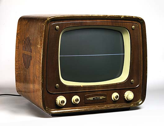 Zen for TV (1976) by Nam June Paik. Image courtesy of the American Art Museum.