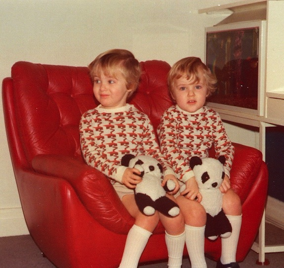 Do identical twins have a genetic similarity of 100% or nearly 100%?