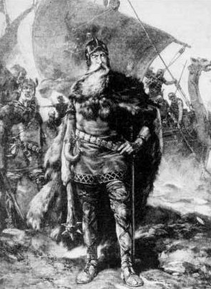 Vikings As Portrayed In A 19th Century Source Fearsome Warriors And Sea Raiders