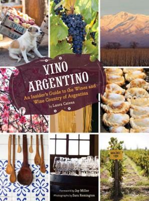 vino argentino book cover