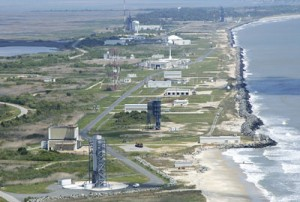Launch pads on MARS (the Mid-Atlantic Regional Spaceport, that is)
