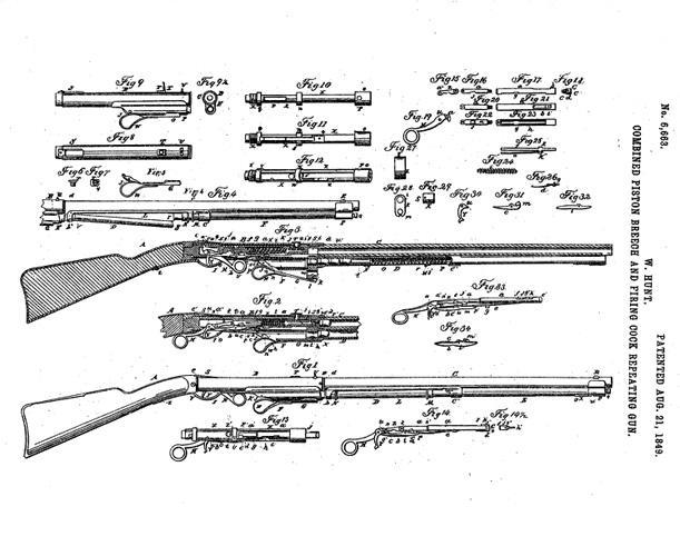 The Inventive Mind of Walter Hunt, Yankee Mechanical Genius | Arts