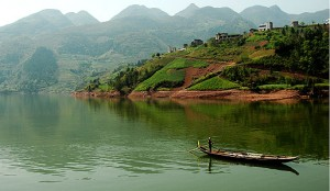 China's Yangtze River