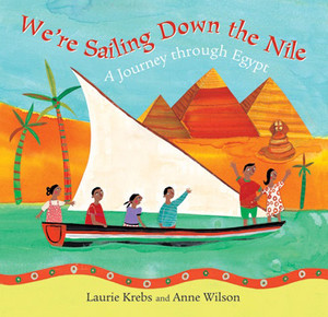 We're Sailing Down the Nile cover image