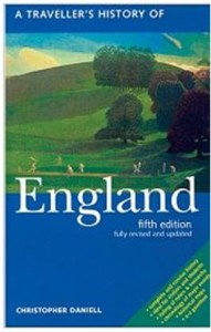 A Traveller's History of England - Cover Image