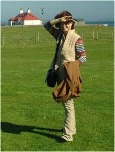 Cassandra Hannahs at Orkney