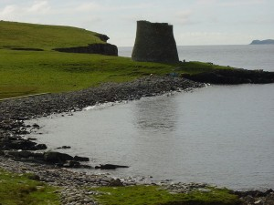 Mousa Broch. Photo: Langus