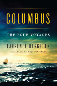 Cover image - Columbus - The Four Voyages.