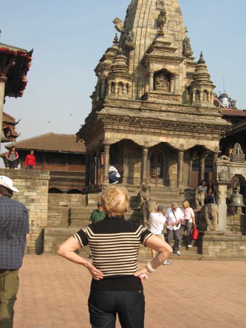 A Pagoda in Bhaktapur