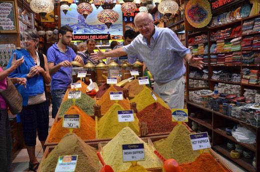 Spices Turkey
