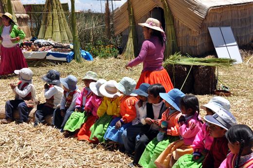 Uro school children -Smithsonian Journeys