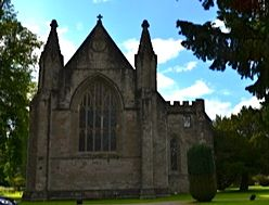 Dunkeld Cathedral, Doug Madsen, 2013