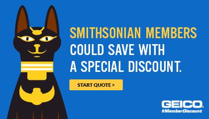 Smithsonian Subscribing Members Could Save on Auto Insurance!
