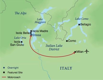 Italys Lake District  Smithsonian Journeys