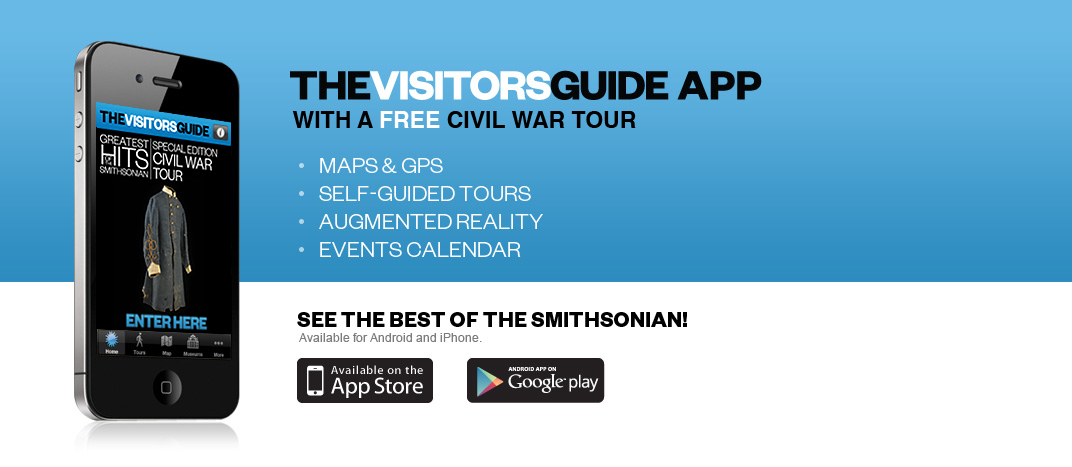 Smithsonian Visitors Guide App | Smithsonian
