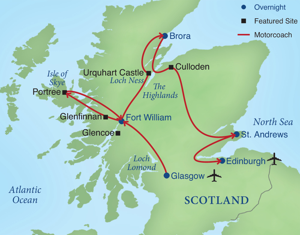 Scotland S Treasures Smithsonian Journeys