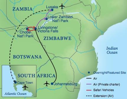 African Safari | Smithsonian Journeys