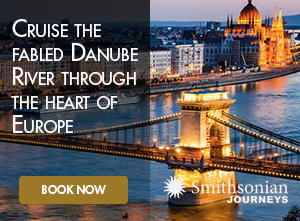 Cruise the fabled Danube River through the heart of Europe