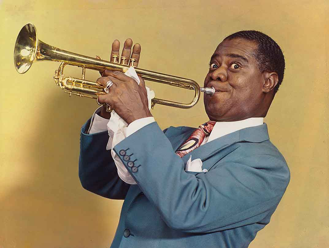 To Really Appreciate Louis Armstrong's Trumpet, You Gotta ...  To Really Appre...