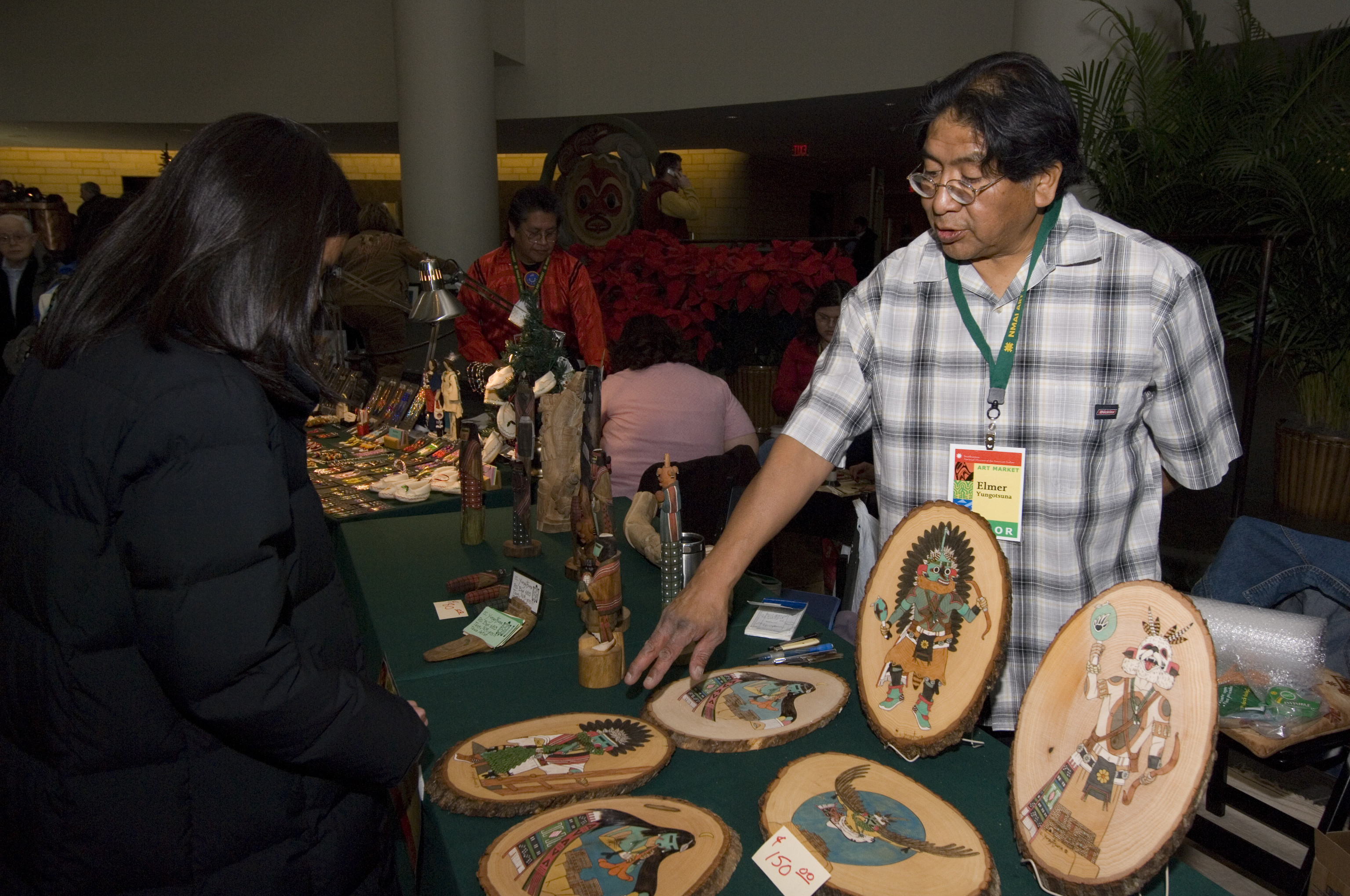 Art Market at National Museum of the American Indian