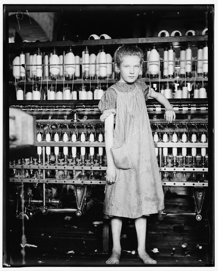 Lewis Hine photo