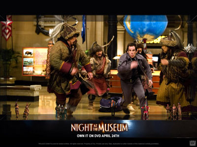 Night at the Musem