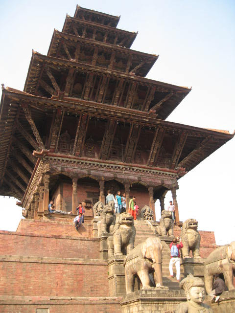 Yet Another Pagoda in Bhaktapur