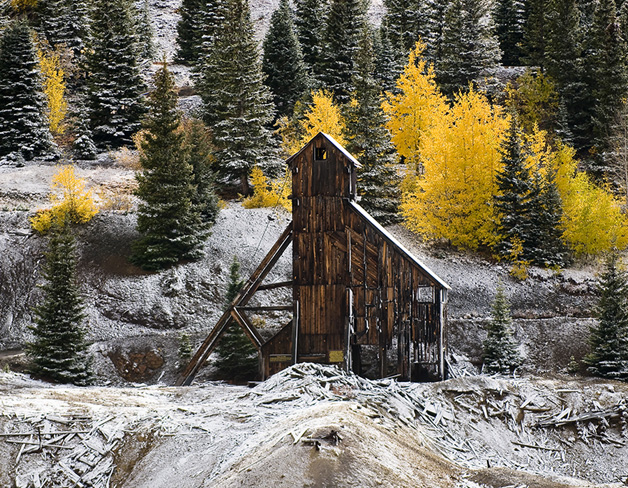 Old mine in Colorodo