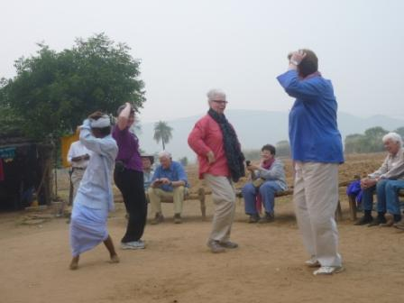 Dancing, Mystical Indian Tour with Smithsonian Journeys